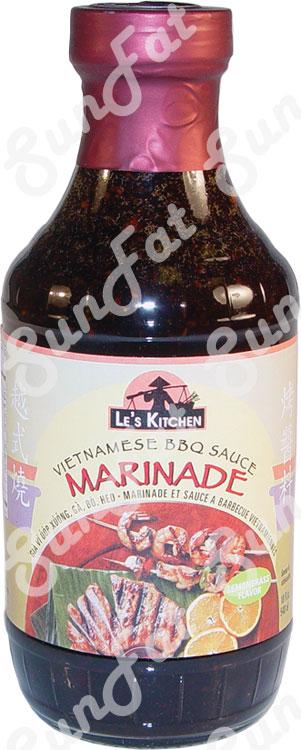 les kitchen vietnamese bbq sauce marinade - Les Kitchen